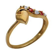 Kampyli Heart Ring